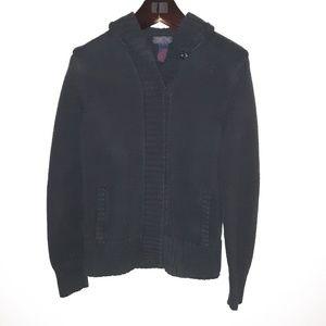 RALPH LAUREN Women's Medium Hooded Sweater!